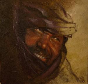 Touareg dans Peintures S6300116-300x286